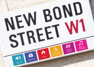 Pel Bond St PR Print