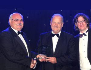 Geoff Teader Award Win II