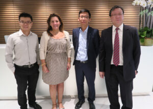 Grosvenor HK team