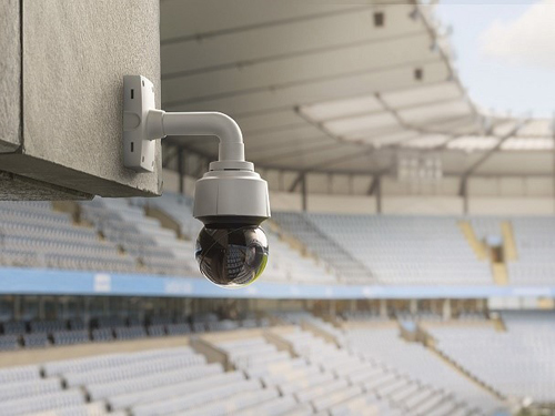 PSI » Axis introduces 4K PTZ dome camera
