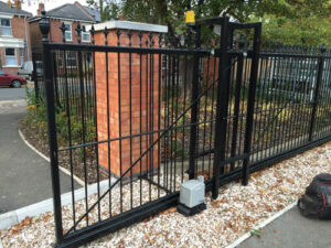 Unsafe gate DHF