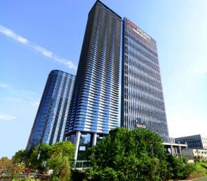 Company building 1