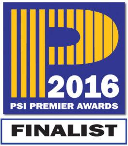 PSI 16 Finalist logo