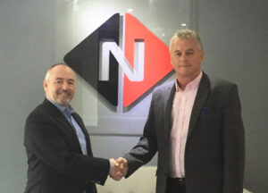 Steve_Greenaway_at_Nortech_with_Stephen_Blackler