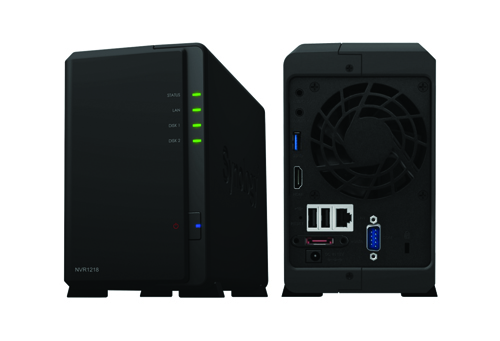 PSI » TESTED – Synology NVR1218